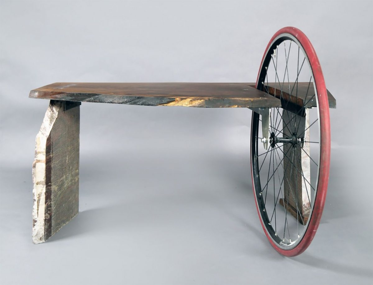 Recycling As Furniture Repurposed Wood And Reclaimed