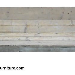Make this lounge bench yourself.
